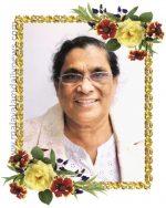 ലില്ലിക്കുട്ടി ഡാനിയേല് (66) നിര്യാതയായി