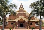 Majestic Hindu temple in Harare shut down again due to COVID-19 pandemic