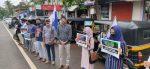 പ്ലസ് വണ് സീറ്റ്: ഫ്രറ്റേണിറ്റി മൂവ്മെന്റ് നില്പ്പു സമരം നടത്തി