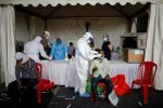 Millions likely infected by coronavirus in New Delhi, survey finds