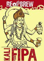 "Upset Hindus urge Ukraine brewery to withdraw ""Kali F*ckin"" beer & apologize"