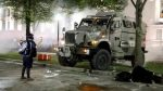 Violence erupts after shooting a black in America; two dead; National Guard stationed in Kenosha, Wisconsin