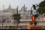 അയോദ്ധ്യയിലെ രാം മന്ദിർ ഭൂമി പൂജൻ; 175 അതിഥികളെ ക്ഷണിച്ചു, സുരക്ഷ കർശനമാക്കി