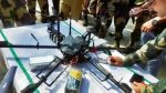 China sending PLA weapons to terrorists in Jammu and Kashmir, hexacopters, drones were also given to cross border