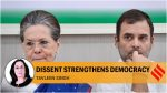 Autocracy, Mobocracy or  Democracy?: If Sonia Gandhi wants Congress to continue playing a role in Indian politics, she must start listening!