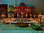 ഡാളസ് ശ്രീഗുരുവായൂരപ്പൻ ക്ഷേത്രത്തിൽ അനേകം കുട്ടികൾ ആദ്യാക്ഷരം കുറിച്ചു