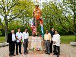 ഷിക്കാഗോ ഐ.ഒ.സി ഗാന്ധിജയന്തി ദിനം ആഘോഷിച്ചു