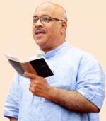 ജോസ് പാണ്ടനാട് ഡാളസിൽ വചനഘോഷണം നടത്തുന്നു