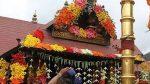 ഏഴു മാസത്തിനു ശേഷം കർശന നിയന്ത്രണങ്ങളോടെ ശബരിമല ക്ഷേത്രം ഭക്തര്ക്കായി തുറന്നു