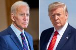 Biden insists he'll tackle virus as Trump pushes 'super-recovery'