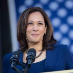 Kamala Harris of Indian origin became the first black woman to be elected US Vice President