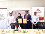 Citizen Affairs Office, Government of Ajman Signs MOU with Thumbay Group for Implementing their plan to support UAE citizens in Education, Healthcare & Lab Services