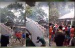 ഇസ്ലാമിക മതമൗലികവാദികൾ ബംഗ്ലാദേശിൽ ആക്രമണങ്ങൾ ശക്തമാക്കുന്നു: ഹിന്ദുക്കളുടെ വീടുകള് അഗ്നിക്കിരയാക്കി