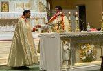 ഒഹായോ സെന്റ് മേരീസ് സീറോ മലബാര് കത്തോലിക്കാ മിഷനില് പരി. കന്യാമറിയത്തിന്റെ തിരുനാള് ആഘോഷിച്ചു