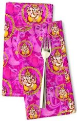 After Hindu protest, American fabric co. Spoonflower CEO apologizes & will remove Hindu gods' napkins