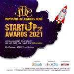 Aries International Maritime Research Institute (AIMRI) announces the maiden edition of Indywood Billionaires Club Startup Awards 2021