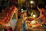 കോവിഡ്-19നിടയിലും തിരുപ്പിറവിയുടെ ഓര്മ്മ പുതുക്കി ക്രിസ്മസ് ആഘോഷം
