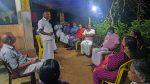 കടമ്പഴിപ്പുറം പഞ്ചായത്ത് ഒമ്പതാം വാർഡിൽ യു.ഡി.എഫ് കുടുംബ യോഗം