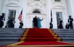 This is the victory of democracy; Joe Biden enters the White House as the 46th President of the United States