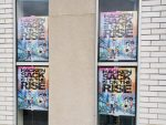 'Hackensack Is On The Rise' Poster Project Installed in Main Street Businesses