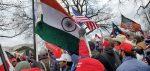 ഇന്ത്യൻ പതാകയുടെ അവഹേളനം; വാഷിംഗ്ടൺ ഡി.സി. മെട്രോ റീജിയണിൽ മലയാളികളുടെ പ്രതിഷേധമിരമ്പുന്നു