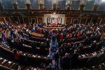 US Congress reconvenes to certify Biden win after mobs invade Capitol
