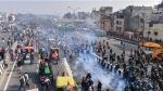 Police tighten security as thousands join Indian farmer protests