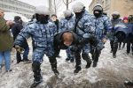 More than 4,400 held as Russian police clamp down on protests