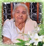 ഏലിക്കുട്ടി ആൻ്റണി (89) നിര്യാതയായി