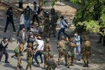 Myanmar forces disperse rallies with 3 reported dead in anti-coup crackdown