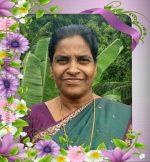 ആനി ജോയി (55) നിര്യാതയായി