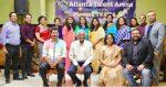 വനിതാ ദിനത്തോടനുബന്ധിച്ചു അറ്റ്ലാന്റയിലെ മലയാളി ഡോക്ടര്മാരെ ആദരിച്ചു