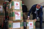Palestinians get 100,000 Chinese Covid vaccine doses