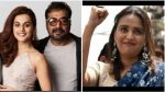After IT raid, Swara Bhaskar praised Taapsee Pannu and Anurag Kashyap, tweeted – Stand firmly with the Warriors