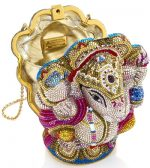 """Luxury brand Judith Leiber """"deeply sorry"""" & removes leather from $5,995 Ganesh bag after Hindu protest"""