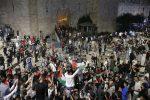 Police remove east Jerusalem barricades after violent protests