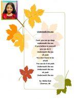 Underneath the Sea (Poem): Nikita Nair