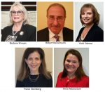 The Community Chest of Eastern Bergen County Names  New President and Officers