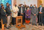 കര്ദിനാള് ഡോളനൊപ്പം കോവിഡ് കൈത്താങ്ങുമായി റോക്ലാന്ഡ് സെന്റ് മേരീസും