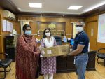 UST Extends a Helping Hand Amidst the COVID-19 Pandemic in India