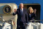 Biden arrives in Brussels for NATO, EU summits