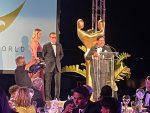 """കാൻസ് ഫിലിം ഫെസ്റ്റിവലിൽ  """"ബെറ്റർ വേൾഡ് ഫണ്ട് യൂണിറ്റി പുരസ്കാരം"""" ഏറ്റുവാങ്ങി ഡോ. സോഹൻ റോയ്; ഭാരതത്തിന് അഭിമാന നിമിഷം"""