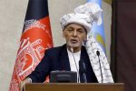 Rocket attack on Afghan capital as president gives Eid speech